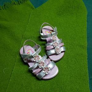 💚Princess Disney little girls sandals